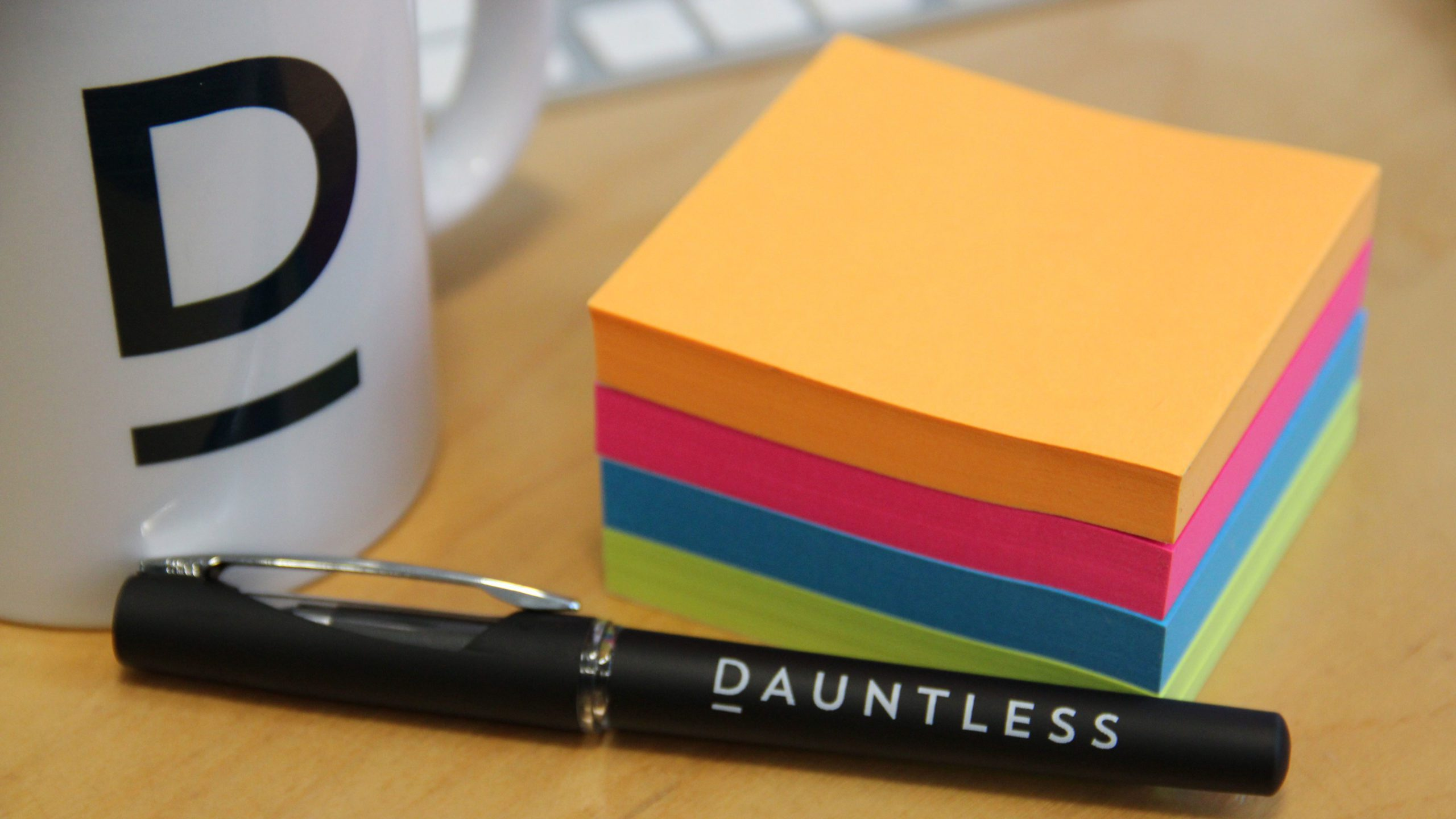 Dauntless - Business ideas and solutions. We make it easier for people to do business through efficiency and transformation.